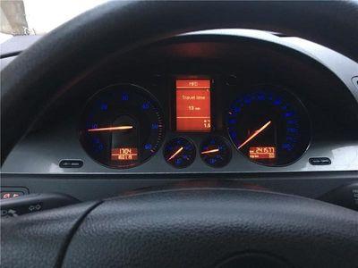 second-hand VW Passat B6 2.0 TDI