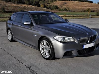second-hand BMW 550 Seria 5