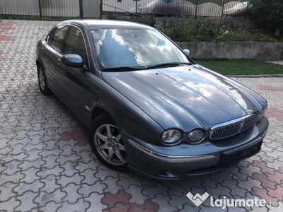 second-hand Jaguar X-type 2.0D an 2004 Impecabil