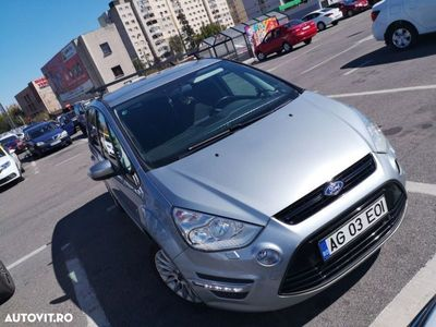 second-hand Ford S-MAX