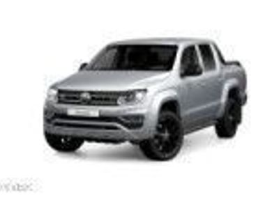 second-hand VW Amarok 3.0