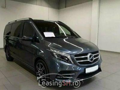 second-hand Mercedes V250 2018 Automată, motor Diesel 190 CP, 102.836 km, Monovolum