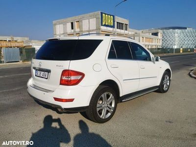 second-hand Mercedes ML300 ML