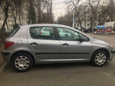 second-hand Peugeot 307 CC  Benzină, 1587 Euro 4, 100 000 km