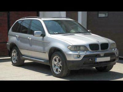 second-hand BMW X5 - an 2004, 3.0d (Diesel)