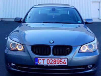 second-hand BMW 525 E60 2009 3.0 diesel