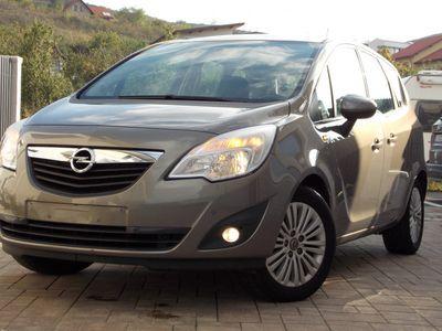 second-hand Opel Meriva 1.4i Turbo