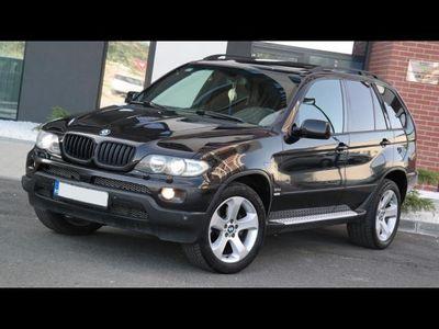 second-hand BMW X5 4x4