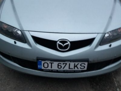 second-hand Mazda 6 an 2006