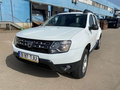 second-hand Dacia Duster Duster