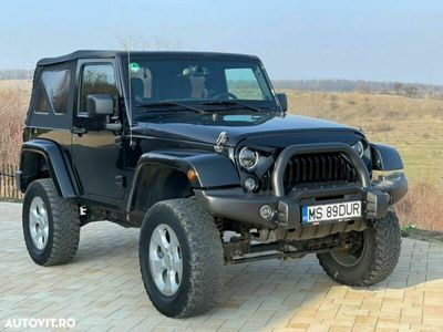 second-hand Jeep Wrangler 2.8