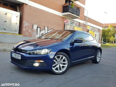 second-hand VW Scirocco R-Line