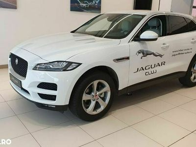second-hand Jaguar F-Pace 25t