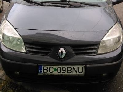 second-hand Renault Scénic II