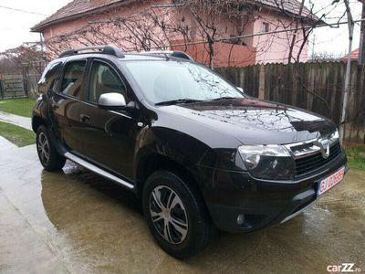second-hand Dacia Duster Prestige 4x4 1,6 16V 105 CP 121000 km reali !!!