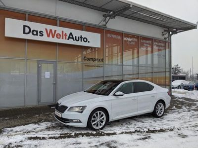 second-hand Skoda Superb Style TDI 4x4 DSG