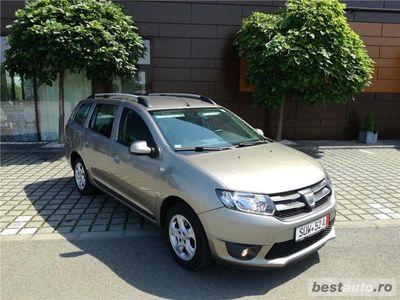 second-hand Dacia Logan MCV Benzina TURBO Navi PRESTIGE Germania