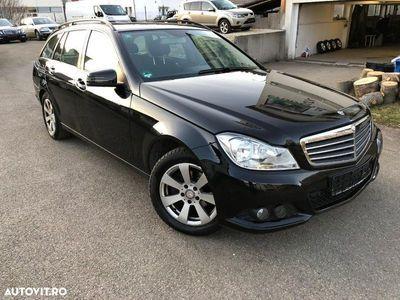 used Mercedes C200