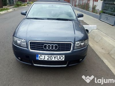second-hand Audi A4 Cabriolet an 2004