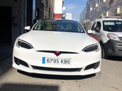 used Tesla Model S 75