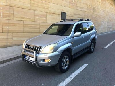 second-hand Toyota Land Cruiser 3.0Diesel 4X4 Climatronic Electrice