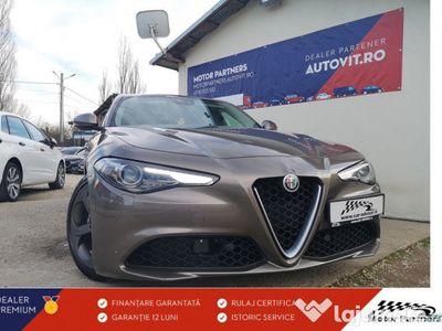 second-hand Alfa Romeo Giulia AUT 2.2JTD Super 180CP