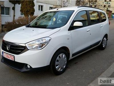 second-hand Dacia Lodgy 1,5 DCI/90CP, 2016, euro 6