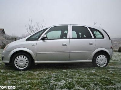 second-hand Opel Meriva 1.6i