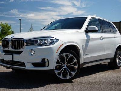 second-hand BMW X5 2015