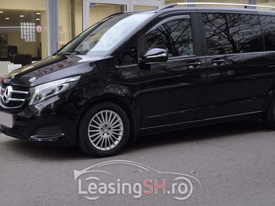 second-hand Mercedes V220 din 2014