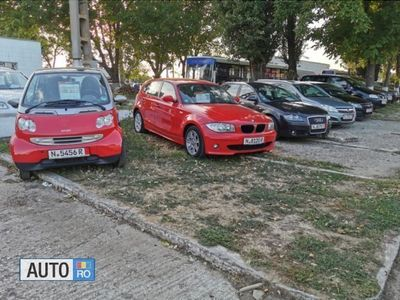 second-hand Smart ForFour berlina diesel clima