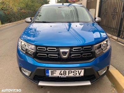 second-hand Dacia Logan Stepway