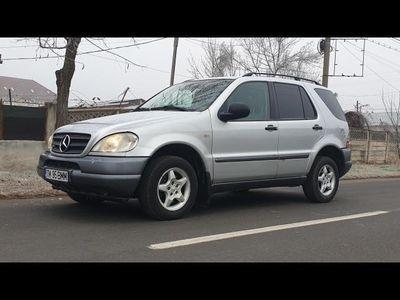 second-hand Mercedes ML270 CDI