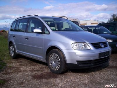 second-hand VW Touran 1.9 tdi 2007 Klima