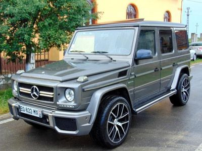 second-hand Mercedes G63 AMG AMG - 4x4
