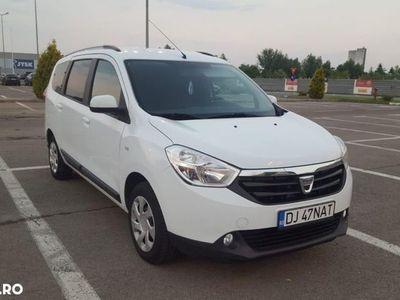 second-hand Dacia Lodgy