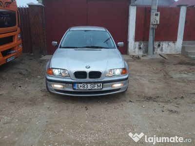 second-hand BMW 320 e46 d