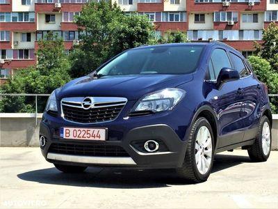 brugt Opel Mokka