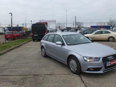 second-hand Audi A4 Avant 2.0 TDI ultra /136 CP/Navi/Inmatriculat