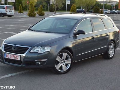 used VW Passat B6
