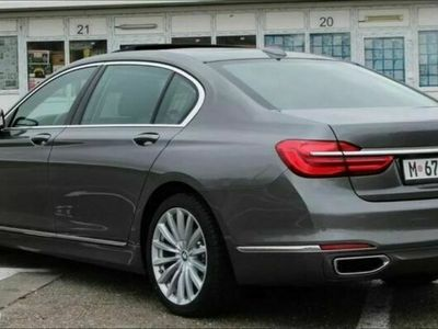 second-hand BMW 730L Seria 7 d