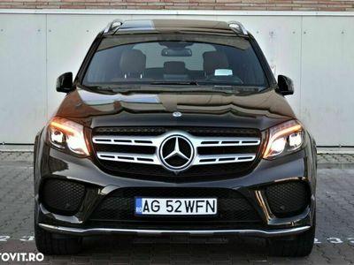 second-hand Mercedes GLS400 GLS