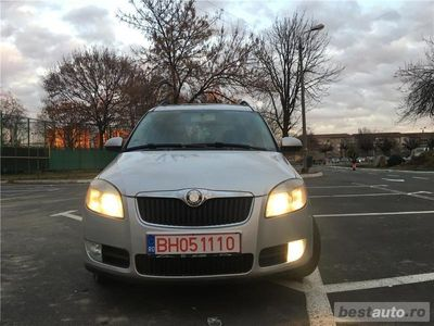 second-hand Skoda Roomster 2007