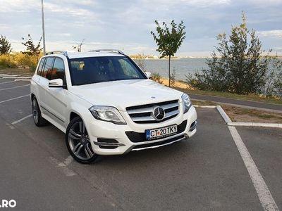 second-hand Mercedes GLK220 GLK