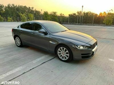 second-hand Jaguar XE 20d
