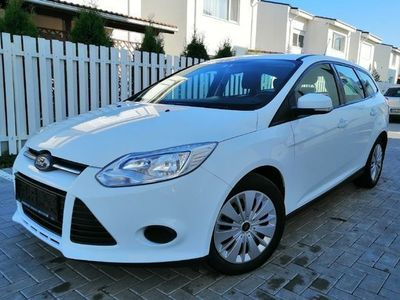second-hand Ford Focus 3 2012 Euro 5 1.6 TDCI 120 CP Dubluclimatronic