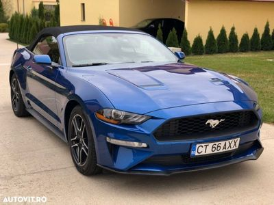 second-hand Ford Mustang MK6