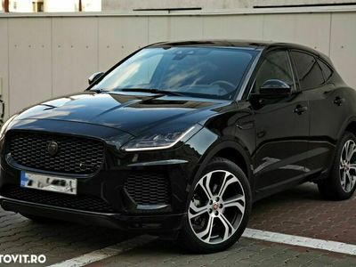 second-hand Jaguar E-Pace D180