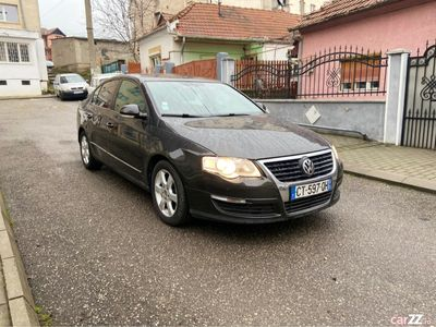 second-hand VW Passat B6 2007/10 2.0TDI 140CP - BMP