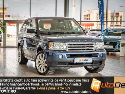 second-hand Land Rover Range Rover Sport -